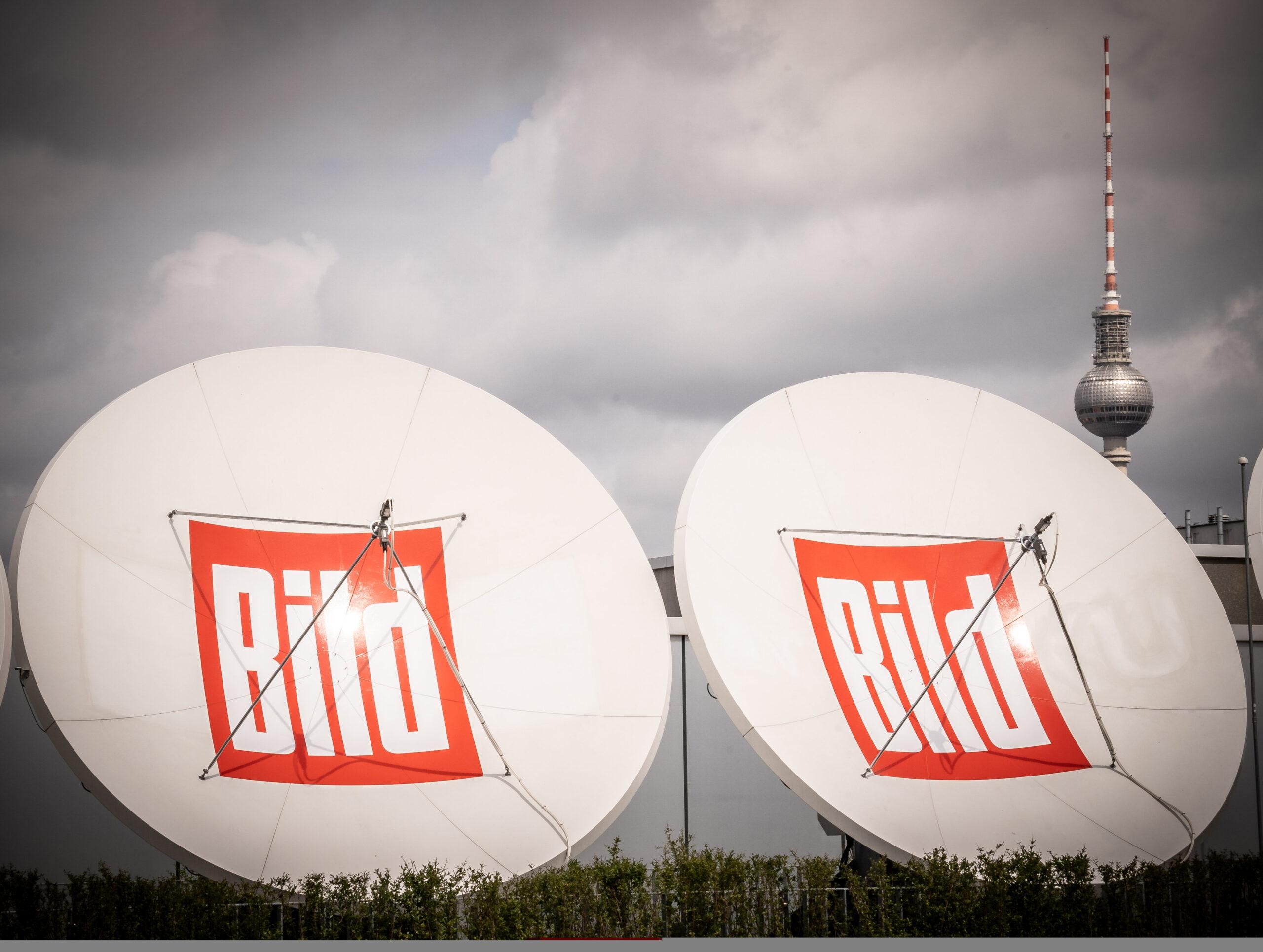 Der neue TV-Sender BILD ist am 22.8.2021 um 9 Uhr gestartet.