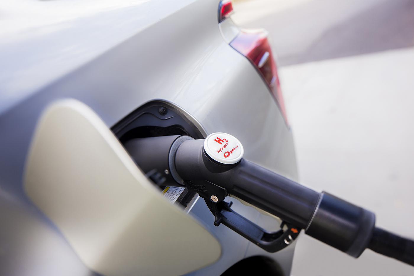 Wasserstoff-Tankstellennetz von FirstElement Fuel