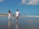 UV Strahlung am Strand