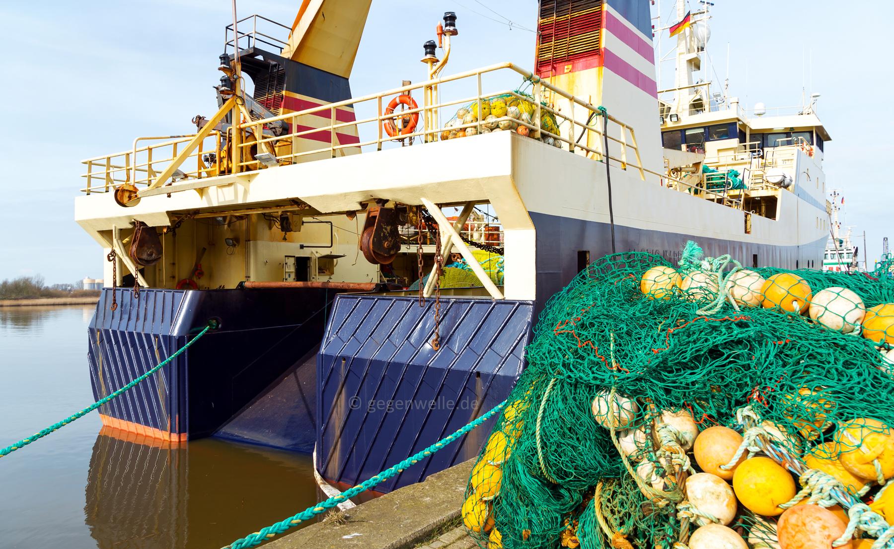 Überfischung in der Nordsee