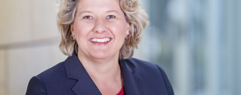 Umweltministerin Svenja Schulze, SPD