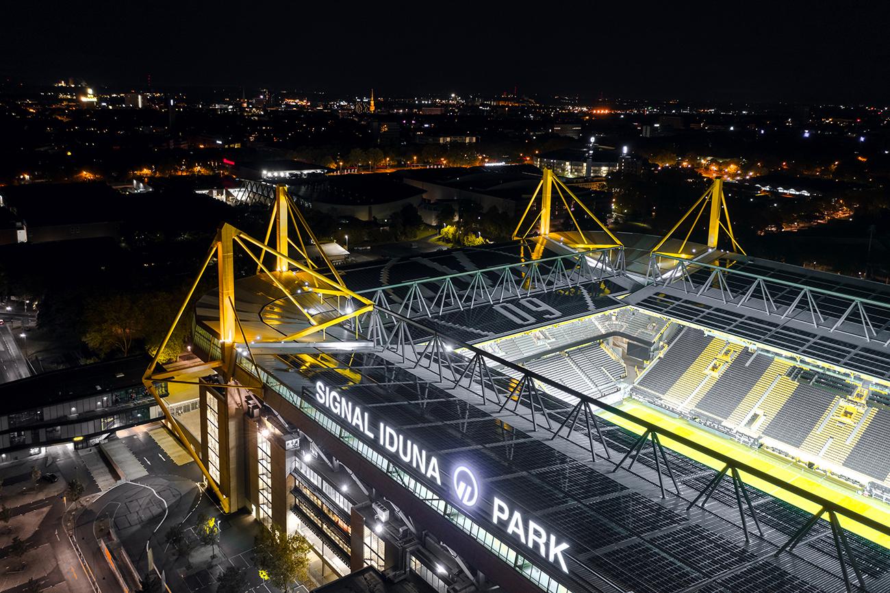 Stadion-Ranking: Deutschlands beliebteste Fußballstadien