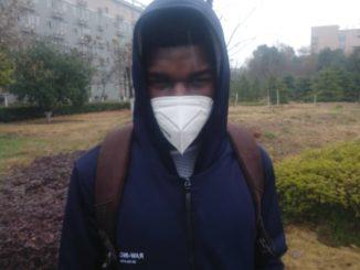 Corinavirus in Wuhan