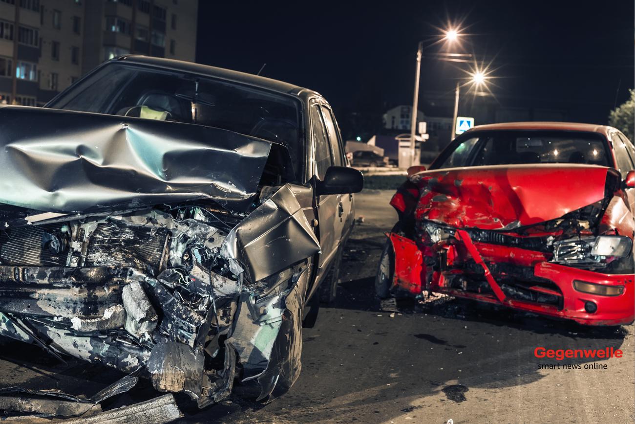 Geschwindigkeitsunfall in Deutschland