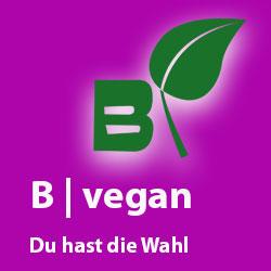 B   vegan – ernähr dich vegan
