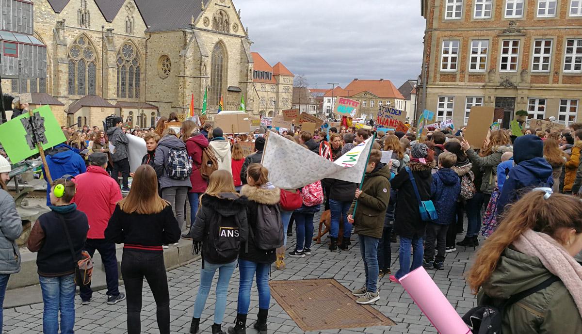 Nachhaltige deutsche Städte im Ranking