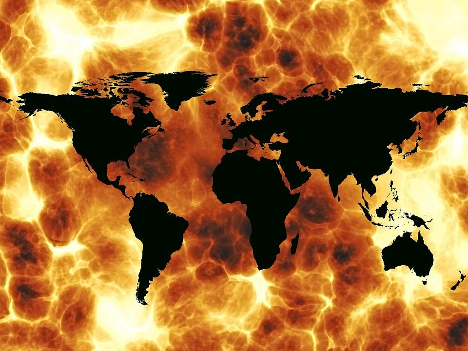 Erderwärmung Klimaschutz