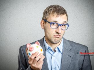 Nicht auf hohe Zinsversprechungen hereinfallen