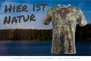 armada athletic outdoor t-shirt jungle