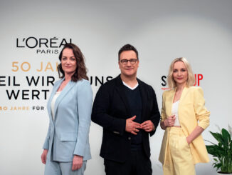 L'Oréal Paris feiert seit 50 Jahren starke Frauen